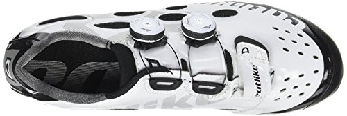 Mixte Whisper Catlike Taille Noir Chaussures Blanc 42 Route 8qpxqFwt