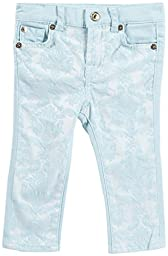 Seven for All Mankind Baby Girls\' The Skinny, Clear Water, 12 Months