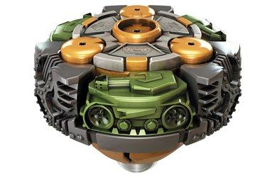 Mega Bloks Battle Strikers Turbo Tops Reload Striker Tank Booster Pack Magnext: Amazon.es: Juguetes y juegos