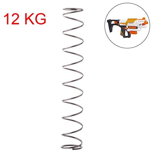 - Spring Upgrade, PeleusTech NFstrike 12KG Modified Steel Spring for Nerf Modulus Recon MKII Blaster