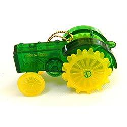 John Deere Special Edition 75th Anniversary Tractor Ornaments Set of 6 Model D