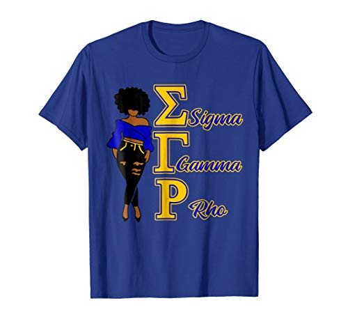 Sigma Gamma Rho SGRho Shirt 1922 Sorority Paraphernalia Gift