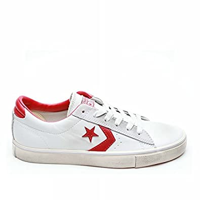 ecacd27d4e44 Converse PRO Leather Vulc OX 152724C 100 Mens Moda  Amazon.co.uk  Shoes    Bags
