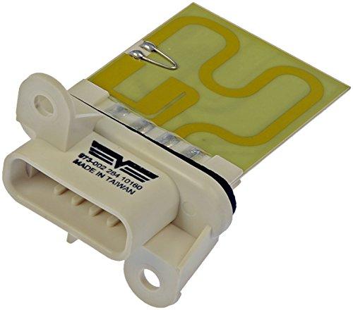 UPC 019495227694, Dorman 973-002 Blower Motor Resistor for Chevrolet/Pontiac