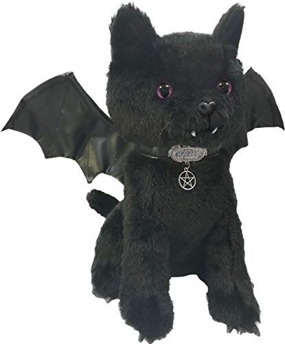 Spiral - Bat Cat - Winged Collectable Soft Plush Toy 12 inch