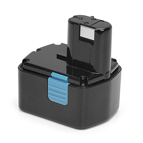 Power-Ing 3000mAh 14.4v Power Tool Replacement Battery for Hitachi EB1414S EB 1414 1414S 1424 14B 14S 324367 EB14B EB14S EB1412S DS14DL DV14DL DS14DVF3 UB18D Hitachi Cordless Drill Battery pack,parts