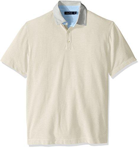 Nautica Mens Classic Pique Shirt