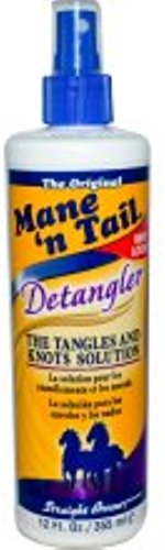 Mane N Tail Ingredients - Mane'n Tail Tail Detangler 12 oz (Pack of 5)