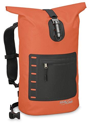 Sealline Electronic Case - SealLine Urban Backpack (Small, Orange)