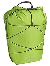 VAUDE Aqua Back Light - Bolsa para Rueda Trasera Ultraligera para Bicicleta Unisex, Color Chute Green, tamaño Talla única