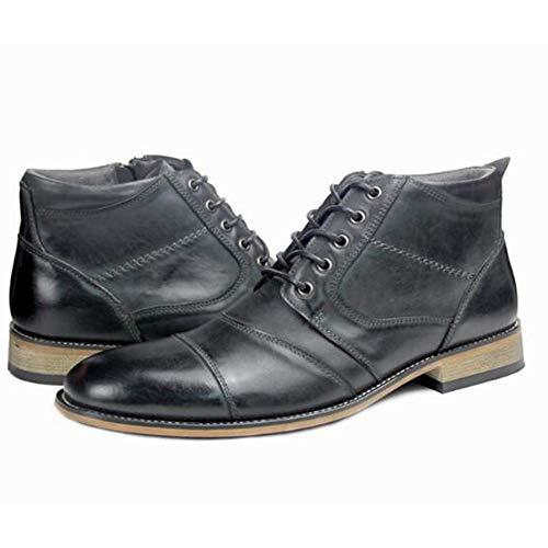 Inverno Stivali Oxford Pelle Classica Stivali Classici pi Scarpe Autunno E Adulti Stivali Martin AfTpqwP
