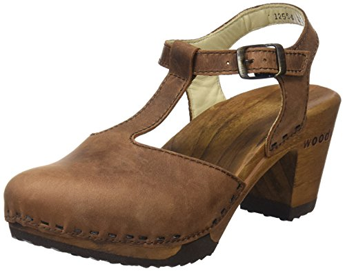 Chaussures Woody Marron 12554 Carolin femme Cuoio Woody Carolin w7nFUIqw