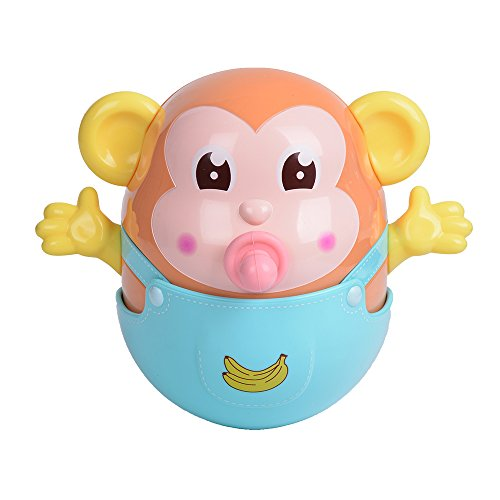 Cute Monkey Infant Baby Bath Toys Educational Bathroom Water