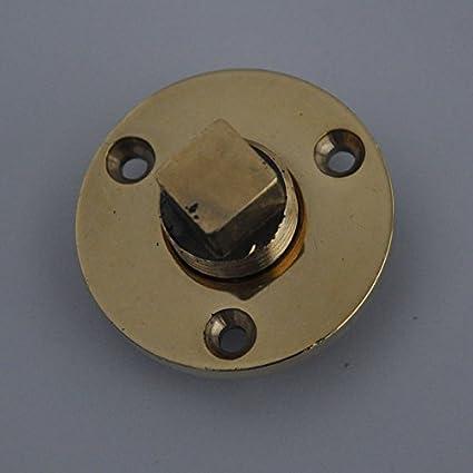 """Boat Hull Drain Plug Garboard Bronze 1//2/"""""""