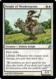 Magic: the Gathering - Knight of Meadowgrain - Lorwyn