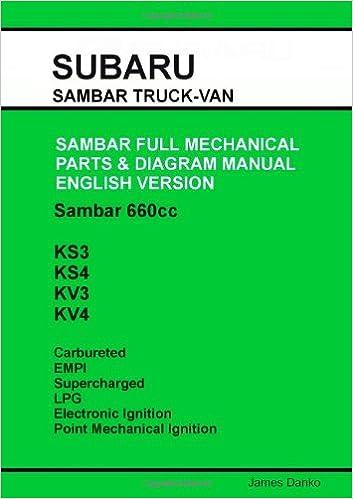 Subaru sambar english parts diagram manual james danko subaru sambar english parts diagram manual james danko 9780557178032 amazon books fandeluxe Images
