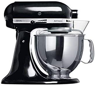 Robot de cocina KitchenAid Artisan negro: Amazon.es: Hogar