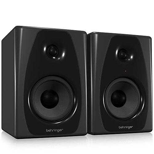 studio monitors behringer studio 50usb ebay. Black Bedroom Furniture Sets. Home Design Ideas