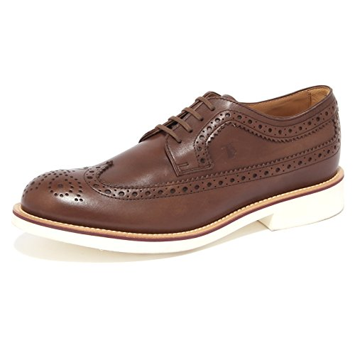 4423Q scarpa classica inglese TOD'S scarpe marrone shoes men Marrone