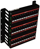 ON-Q Data Patch Panel - Wall Mount 36-Port Cat 5E Wall Mount Patch Panel (JP36845C5E)