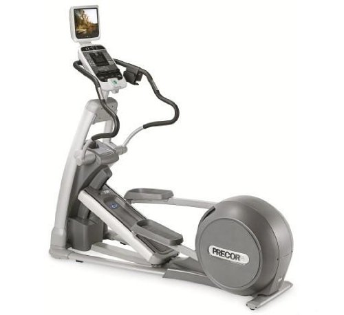 Precor EFX 546i Experience Elliptical w/ TV- Cleaned and Serviced