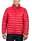 Marmot Men's Azos Down Jacket (Team Red, Large)