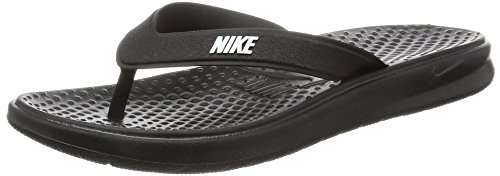 NIKE Women's Solay Thong Athletic Sandals (6 B(M) US, (Athletic Thong Sandals)