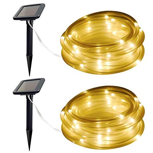 50 Led Solar Rope Light