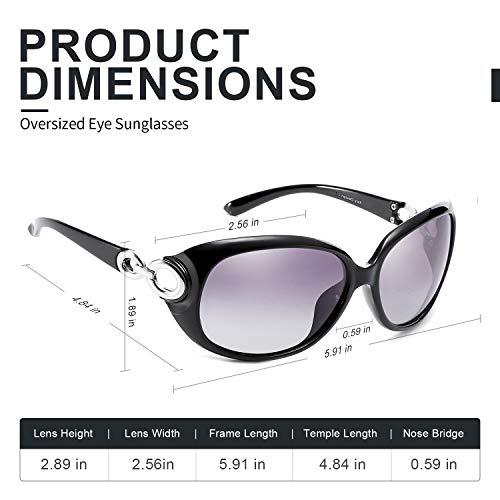 e86288c06c8 FIMILU Retro Sunglasses for Women Driving