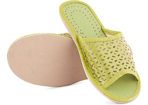 Ladeheid Pantofole Verde Pantofole Donna Ladeheid Donna Labr12 rp7wr8qng