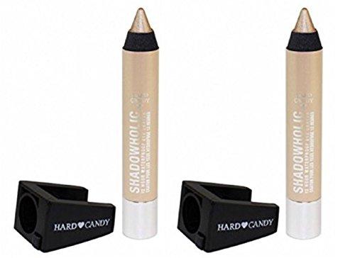 LOT 2 HARD CANDY 12HR Waterproof Eye Crayon - BLONDIE 780