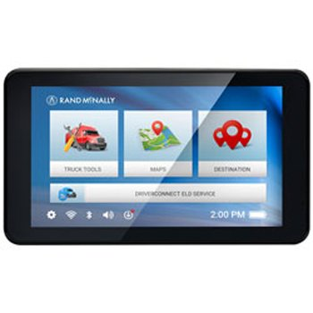 Rand McNally TND 740 IntelliRoute Truck Navigation GPS with 7' HD Vibrant Display