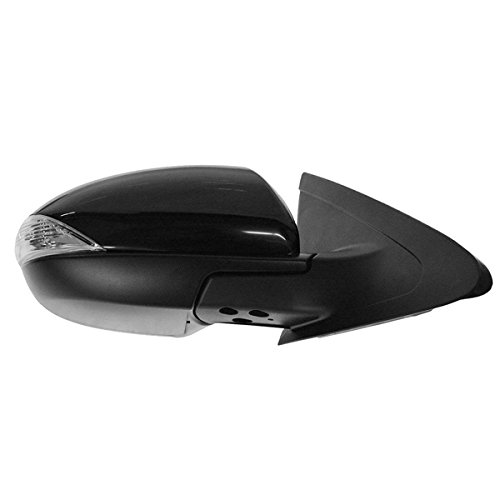 10-13 Mazda Mazda3 Passenger Side Mirror Replacement With Signal Lamp