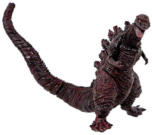 Toho Bandai Gashapon HG Godzilla 2017 PVC Figure ~2016 4th Version Shin Godzilla Resurgence #Size 65mm