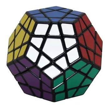 Amazon com: Shengshou ® 4x4x4 Puzzle Cube Black: Toys & Games
