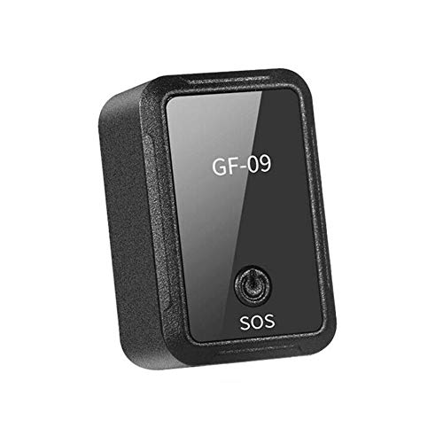 DonLucancy GF-09 Mini GPS Tracker APP Control Anti-Theft Device Locator Magnetic Voice Recorder.