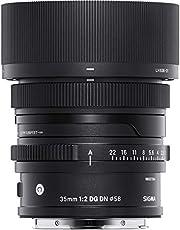 $639 » Sigma 35mm f/2 DG DN Contemporary Lens for Sony E-Mount