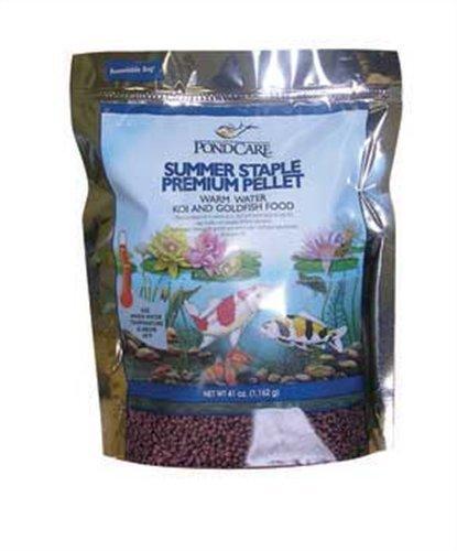 PondCare 181B verano grapas Koi Peces alimentos Premium ...