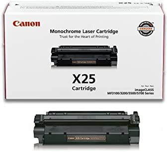 Black,1 Pack 8489A001AA SuppliesOutlet Compatible Toner Cartridge Replacement for Canon X25