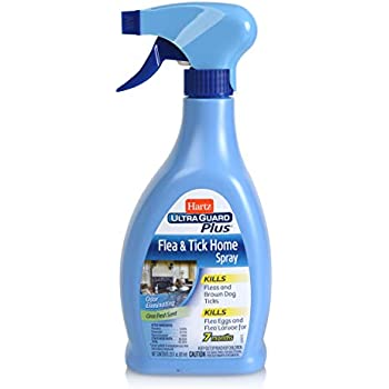 Amazon Com Hartz Ultraguard Plus Flea Amp Tick Home Spray