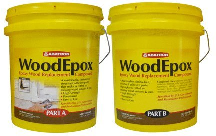 WoodEpox 10 gallon set