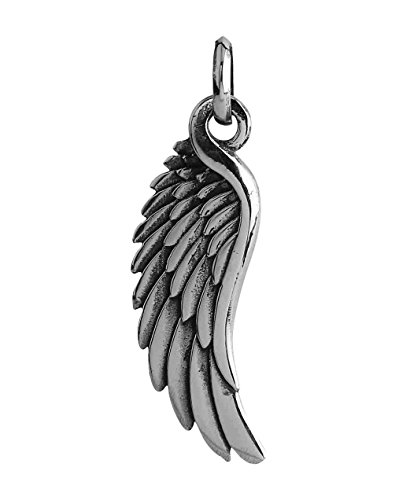 Stainless Steel Wing Pendant (Wing Pendant)