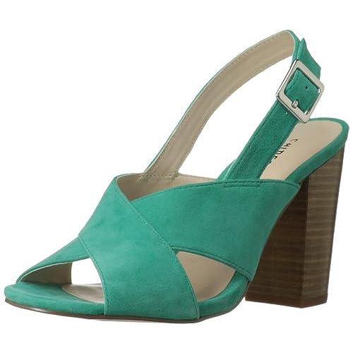 Aqua Blue Heels: Amazon.com