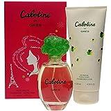 Parfums Gres Cabotine 100ml EDT + Body lotion, 200 ml