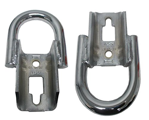 Genuine Ford FL3Z-17N808-A Towing Hook - Set of 2 Tow Hooks