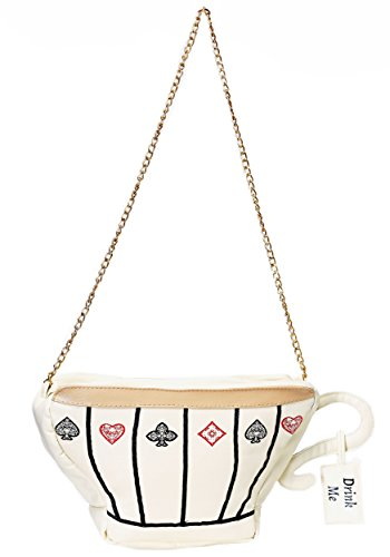 FunCostumes Women's Tea Cup Purse Standard -