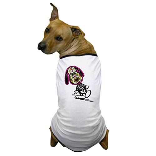 CafePress - Day of The Dog Snoopy - Dog T-Shirt, Pet Clothing, Funny Dog Costume]()