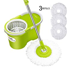 Deluxe Spin mop