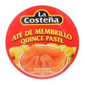 La Costeña Ate De Membrillo