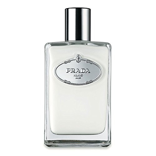 Prada Infusion d'Homme for Men Gift Set - 3.4 oz EDT Spray + 3.4 oz Aftershave Balm (Prada Infusion Edt Dhomme)